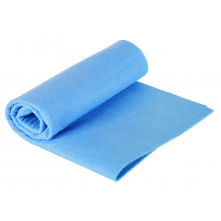 Afdroogdoek, 50 × 60 cm, blauw