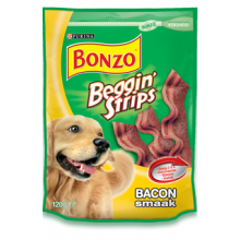 Bonzo Beggin' strips original bacon