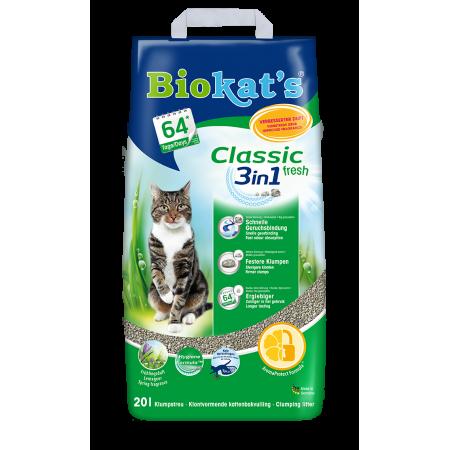 Biokat's Fresh 20kg vanaf 4 zakken