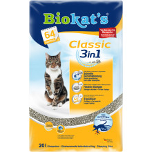 Biokat's Classic 20kg vanaf 4 zakken