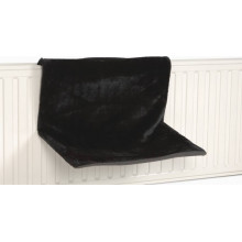 Sleepy radiator hangmat zwart