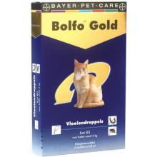 Bayer Bolfo Gold kat vanaf 4kg 4pipet