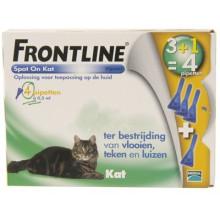 Frontline Spot on Kat 4 pipet