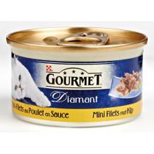Gourmet Diamant Kip 85g