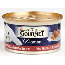 Gourmet Diamant Rund 85g