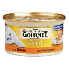 Gourmet Gold Mousse Kalkoen 85g