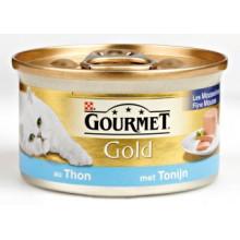 Gourmet Gold Mousse Tonijn 85g