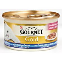 Gourmet Gold Luxe Mix Zeevis 85g