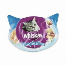 Whiskas Temptations zalm