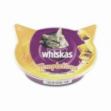 Whiskas Temptations Kaas
