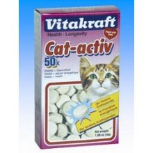 Vita Cat-Activ, 50 tabletten