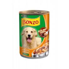 Bonzo in saus met Kip 400g