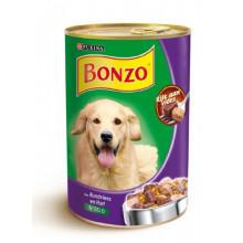Bonzo in gelei met Rund en Hart 800g
