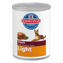 Hills Hond Adult Light Blik 370g