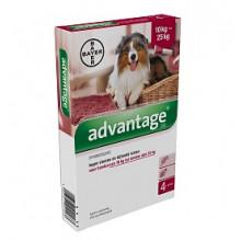 Bayer Advantage hond 250