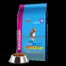 Euk dog Mat/Senior medium 3 kg